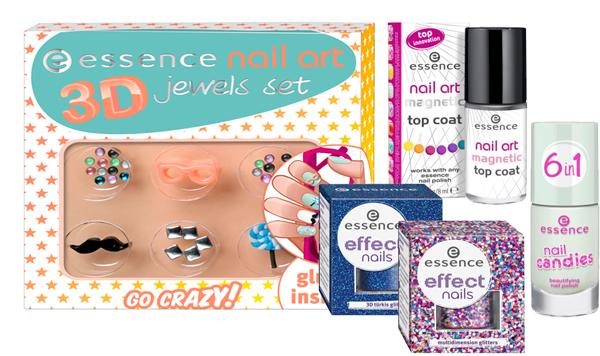 Essence Nail Art Lente Zomer 2014 Beautyyours